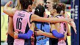 Pallavolo: Serie A/1 donne, risultati
