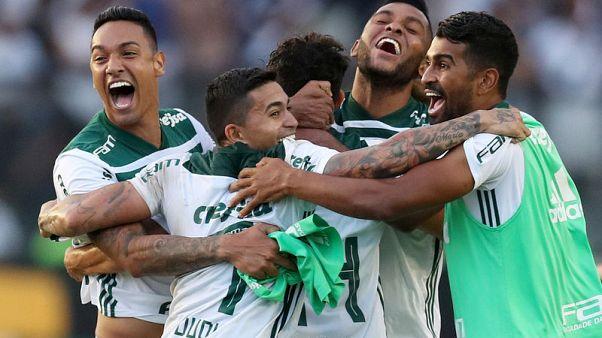 سكولاري يقود بالميراس للقب الدوري البرازيلي