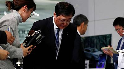 Mitsubishi Motors ousts Ghosn as chairman, follows Nissan's footsteps