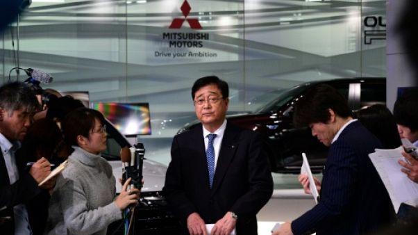 Après Nissan, Mitsubishi Motors évince aussi Ghosn