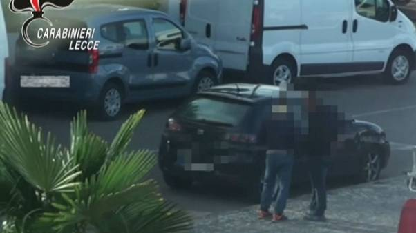Droga: Puglia, operazione CC: 41 arresti
