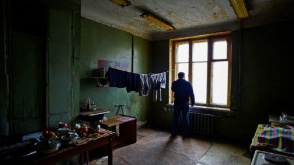 """A Saint-Petersbourg, une immense """"kommunalka"""" que ses habitants rêvent de quitter"""