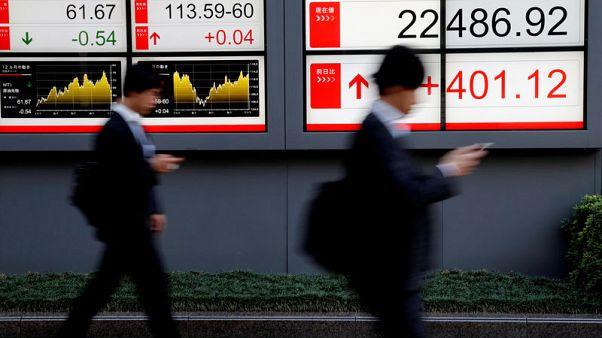 الأسهم اليابانية ترتفع بعد اختيار أوساكا لمعرض إكسبو العالمي