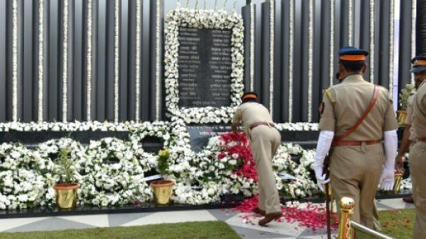 Inde: Bombay marque les dix ans des attentats de 2008