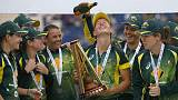 Cricket - Women give cheer to Australia in annus horribilis