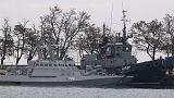 روسيا تعيد فتح مضيق كيرتش بعد مواجهة مع أوكرانيا