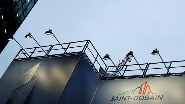 French group Saint Gobain launches strategy to improve results, shares rise