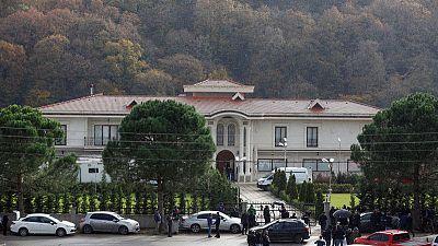 Turkish police search villa outside Istanbul in Khashoggi investigation