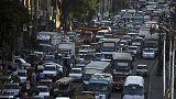 مصر: انخفاض عدد حوادث الطرق في النصف الأول من 2018 بنسبة 24.2%