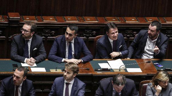 Conte-Di Maio incontrano Pernigotti