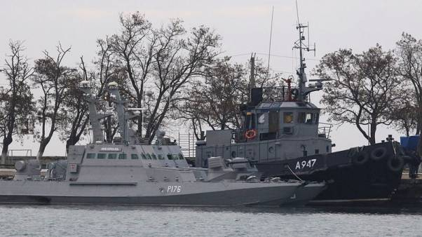 Explainer - Troubled waters: what's behind the Russia, Ukraine naval standoff?