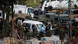 Palestinian injures three Israeli soldiers in car-ramming and is shot - military