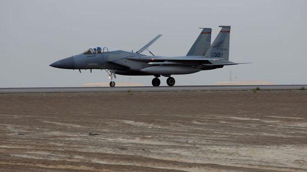 مسؤول: قطر تتوقع استلام أول 6 مقاتلات إف-15 من أمريكا بحلول مارس 2021