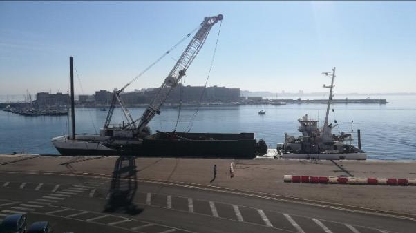 Taranto, sigilli area rifiuti pericolosi
