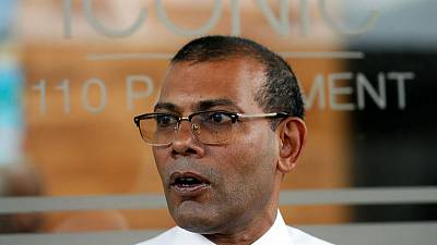 Maldives' top court cancels jail sentence of former president