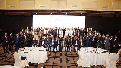 Canon Central and North Africa host Annual Partner Conference in Mauritius