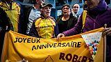 107 ans et toutes ses jambes: il fête son anniversaire à vélo !