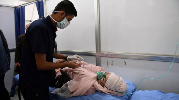 Global chemical weapons agency to investigate alleged Aleppo attack