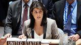 """في الأمم المتحدة.. أمريكا تحذر روسيا من """"انتهاك صارخ"""" لسيادة أوكرانيا"""