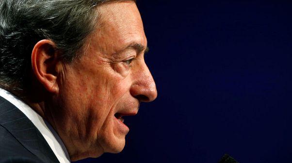 دراجي: تباطؤ نمو منطقة اليورو طبيعي ومؤقت