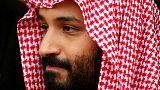 Saudi crown prince arrives in Egypt on third leg of Arab tour