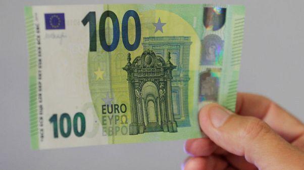 اليورو يهبط بعد إشارة دراجي إلى تباطؤ النمو