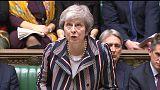 ماي: شروط الانفصال عن الاتحاد الأوروبي تسمح لبريطانيا بإبرام اتفاق تجارة مع أمريكا
