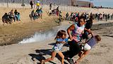 'There were children,' says migrant mother tear-gassed at U.S. border