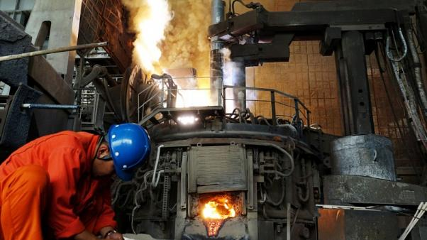Party's over: As margins tumble, China steel mills brace for hard times