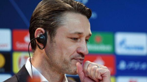 Ligue des champions: Bayern contre Benfica, un point ou le néant