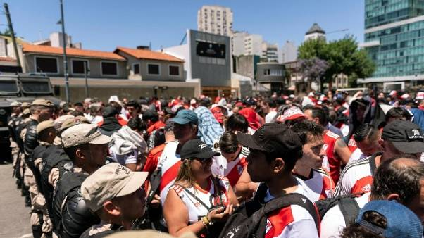 Libertadores, lascia ministro Baires