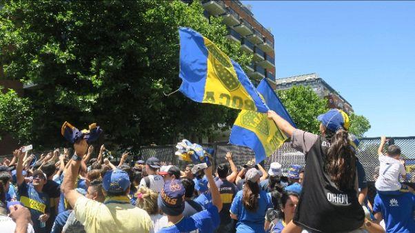 Libertadores, appello contro violenza