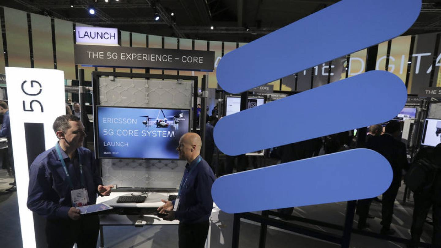 Ericsson sees 5G subscriptions hitting 1 5 billion in 2024 | Euronews