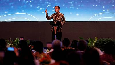 Indonesia president doubts U.S.-China can patch up dispute at G20