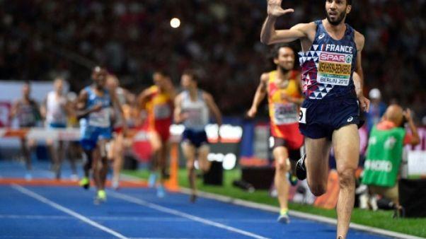 Athlétisme: Mekhissi et Lamote feront équipe aux Championnats d'Europe de cross