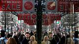 UK retail sales improve in November but outlook darkens - CBI