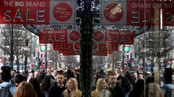 UK retail sales improve in November but outlook darkens - CBI