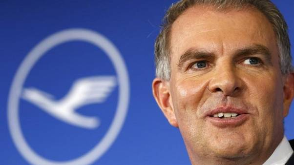Lufthansa CEO still sees too many airlines in Europe