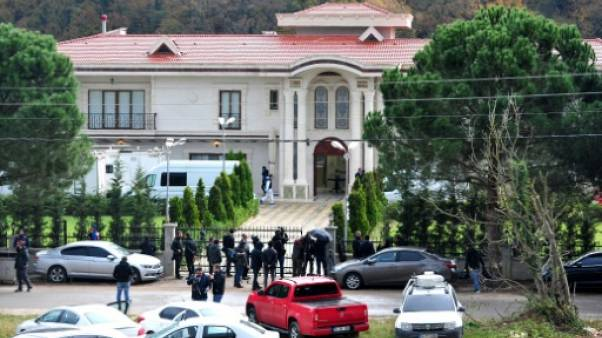 Khashoggi: une villa fouillée en Turquie appartient à un proche de MBS