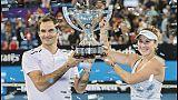 Tennis: Hopman Cup con Federer e Serena
