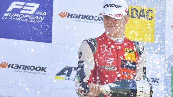 Mick Schumacher in F2, 'non vedo l'ora'