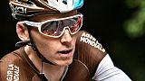 Cyclisme: pas de Giro pour Romain Bardet