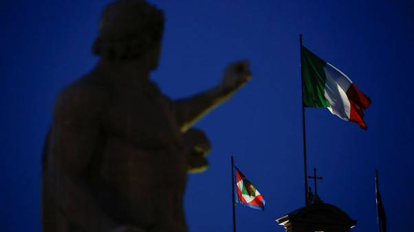 EU to take next step in disciplinary action vs. Italy this week - draft