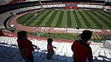 River-Boca l'8 o 9/12, non in Argentina