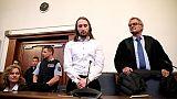 14 anni galera attentatore bus Dortmund