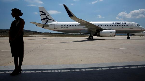 Greece's Aegean Airlines nine-month profit grows 13 percent
