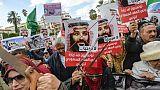 Le prince héritier saoudien à Tunis pour une visite controversée