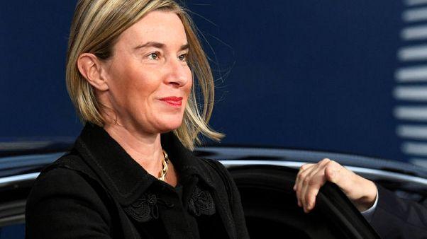 الاتحاد الأوروبي يؤكد عزمه على الحفاظ على الاتفاق النووي مع إيران