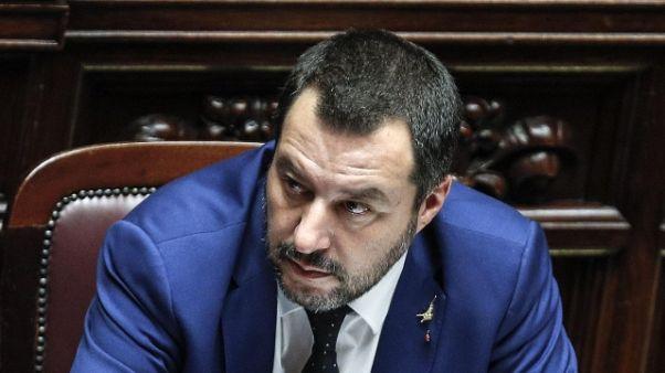 Salvini, Dl sicurezza porta più ordine