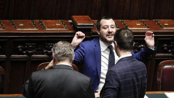 Salvini, Belsito-Bossi? Non perdo tempo
